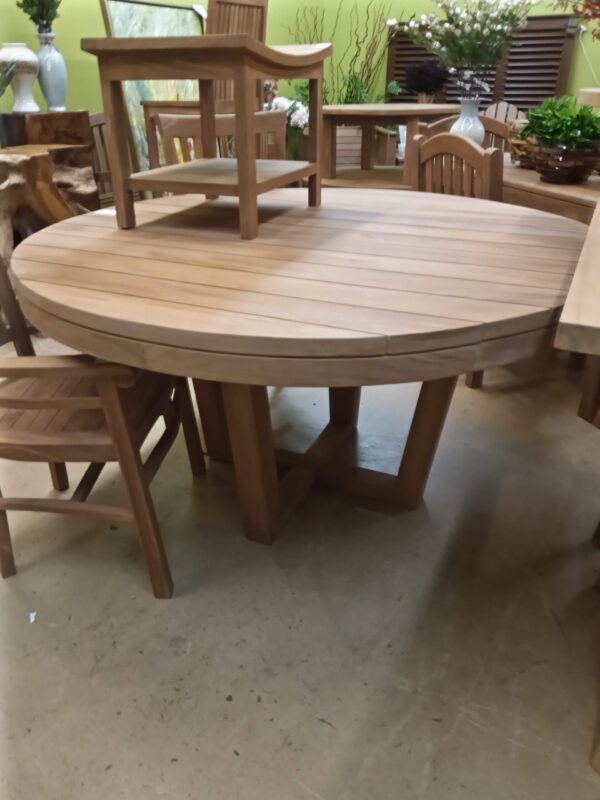Aspen Teak Table - 5ft