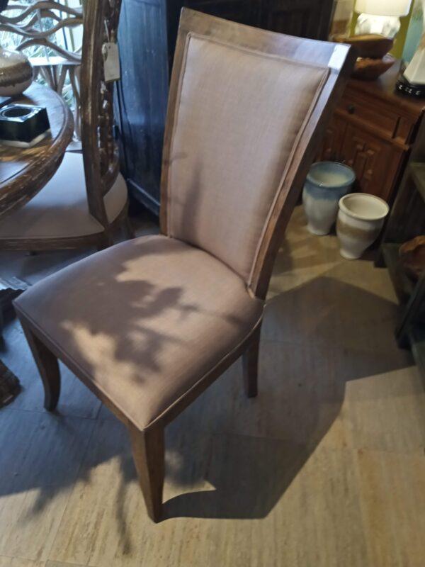 New Sabica Dining Chair - Side - Black Wash