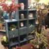 3-Tier Bookcase - Ocean Blue