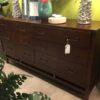 Done Minimalist Dresser - Dark Walnut