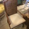 Batik Dining Chair - Medium Brown