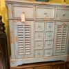 Large Crosby Chest - Ocean Blue