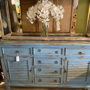 Rapika Dresser - Ocean Blue