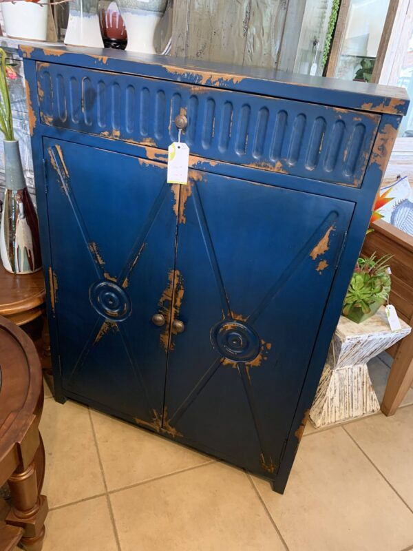 Baygon Chest - Electric Blue