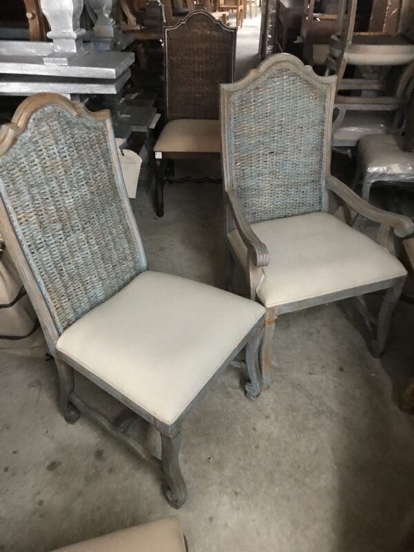 Batik Dining Chairs