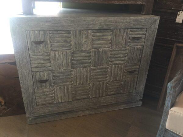 Alicia Filing Cabinet - Grey