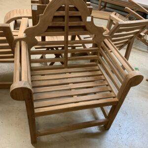 Marlboro Teak Chair