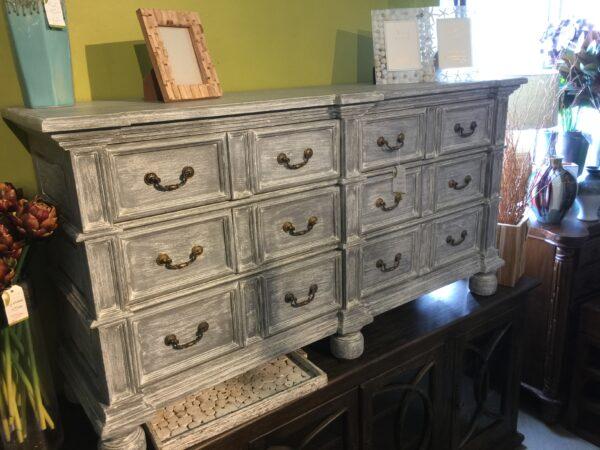 Manor Dresser - Grey