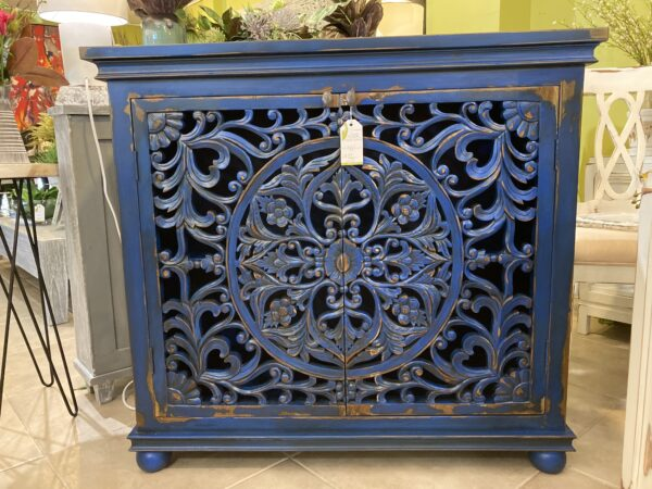 Chennai Chest - Electric Blue
