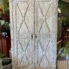 2-Door Armoire - White Wash