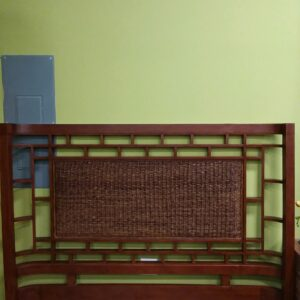 Kamila Bed - Medium Brown