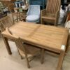 Sabica Teak Dining Table - 5ft