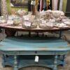 Arsya Coffee Table - Ocean Blue