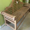 Marlboro Teak Couch - 3 Seater