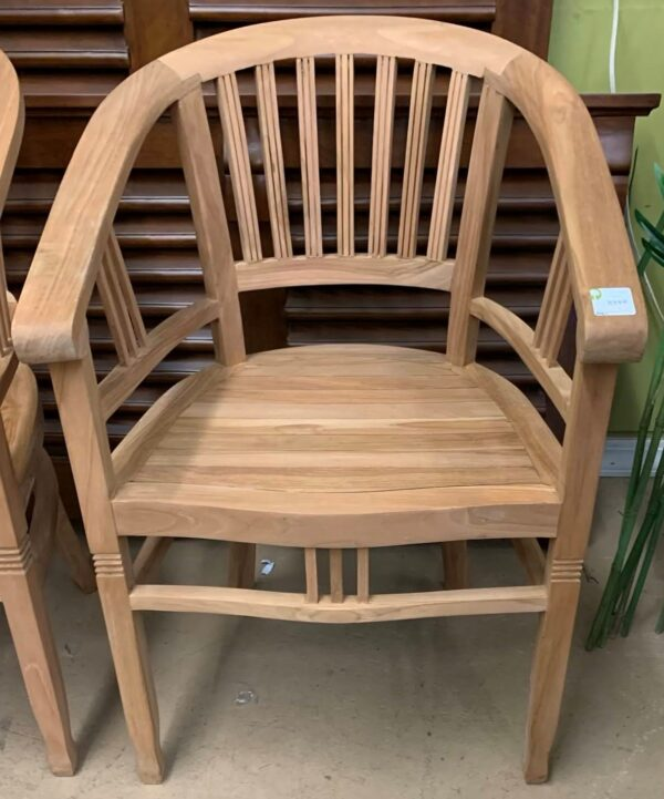 Batavia Teak Dining Chair