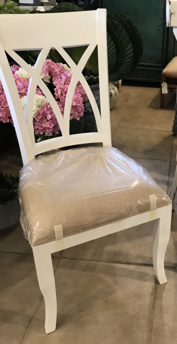 XX Side Chair - White