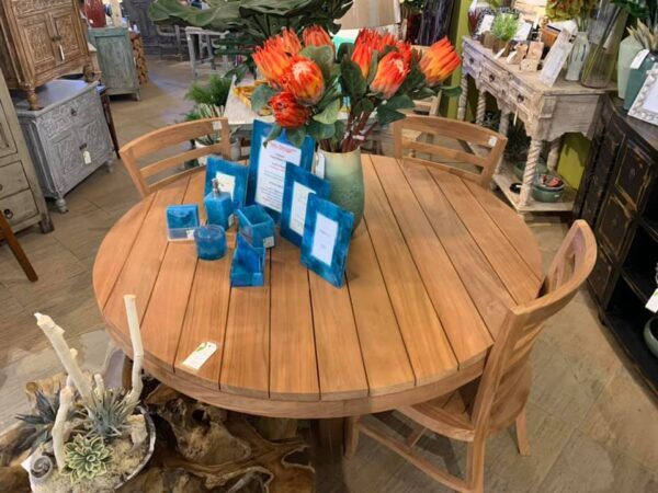 Aspen Teak Dining Table - 5ft