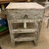 Rapika Side Table - White Wash