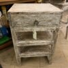Rapika Side Table - White Wash